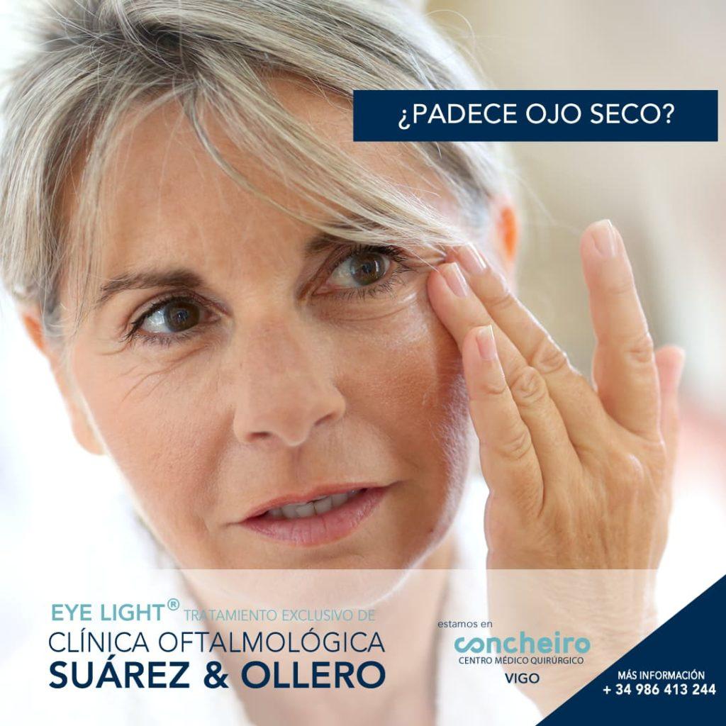 Tratamiento ojo seco en Vigo